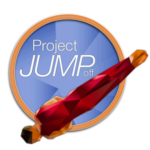 2014 Project JUMPofff logo