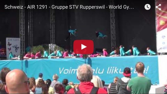77 Schweiz - AIR 1291 - Gruppe STV Rupperswil - wg2015 - Street Gymnast Video